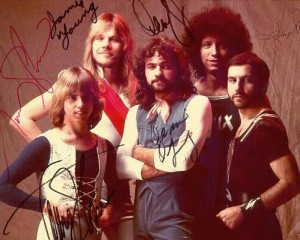 Styx promotional picture, 1976